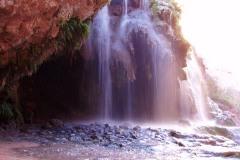 Angelic Falls    Grand Canyon NP
