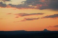 Cabezon Peak Sunset || New Mexico