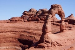 Delicate Arch    Arches NP