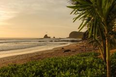 Afternoon Sun at Playa Madera    Nicaragua