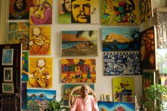 Art Vendor || Havana, Cuba