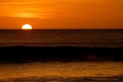 Playa Madera Sunset    Nicaragua