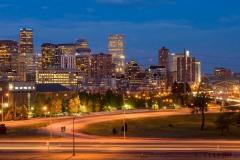 Mile High Twilight || Denver