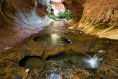 The Subway 2    Zion NP