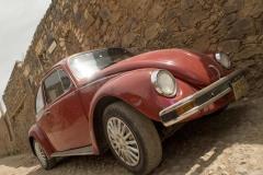 Beetle in Real de Catorce    San Luis Potosí