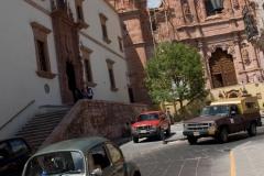 Iglesia de Santo Domingo    Zacatecas