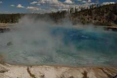 Excelsior Geyser Crater    Yellowstone NP