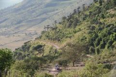 Descending into the Ngorongoro Crater || Tanzania