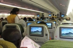 Flight Home || Ethiopian Airlines