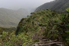 Mount Sabyinyo Hut || Mgahinga Gorilla National Park, Uganda