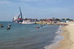 Port at Zanzibar || Zanzibar Island