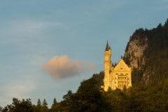 Schlöss Neuschwanstein    Bavarian Alps
