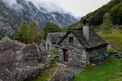Village of Puntid || Ticino, Switzerland