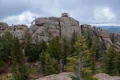 Devils Head Fire Lookout Tower || Colorado