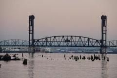 Burlington Northern Railroad Bridge 5.1 || Portland, OR