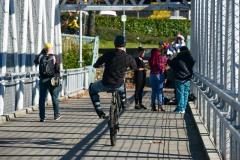Portland Bicyclist || Eastbank Esplanada, Portland