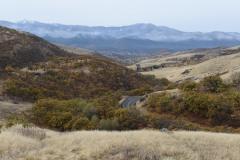 Siskiyou Mountains Leading into Ashland || Cascade-Siskiyou National Monument, Oregon