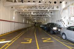 Toyota Tacoma on the MV Coho Passenger - Vehicle Ferry || Victoria, Canada