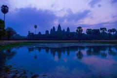 Sunrise at Angkor Wat    Siem Reap, Cambodia