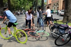 Fixie Culture || Saigon