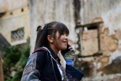Hmong Girl || Sa Pa