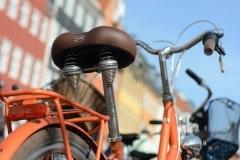 Bicycle in Nyhavn || Copenhagen