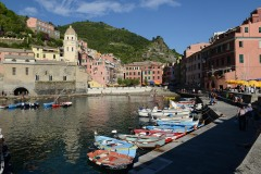 Afternoon in the Harbor || Vernazza