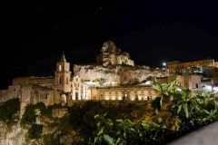 Magical City of Stone    Matera