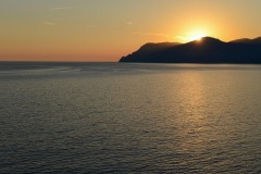 Mediterranean Sunset || Cinque Terre
