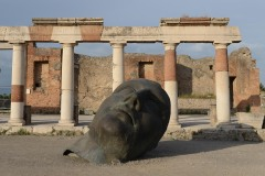 Mitoraj Pompeii || Pompeii