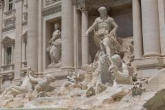 Trevi Fountain || Rome