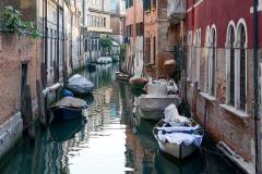 Venetian Canal || Venice