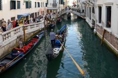 Venetian Gondolas || Venice