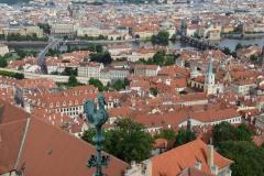 St. Vitus Cathedral    Prague, Czech Republic