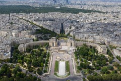 Trocadéro Gardens || Paris, France