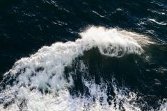 Wake of the Mariella || North Sea