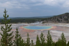 Grand Prismatic Spring || Yellowstone NP
