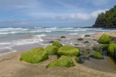 Hanakāpī'Ai Beach    Kauai
