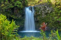 Pua'a Ka'a Falls || Maui, Hawaii