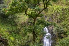Wailua Iki Falls || Maui, Hawaii