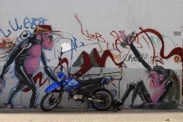 Buenos Aires Graffiti || Argentina