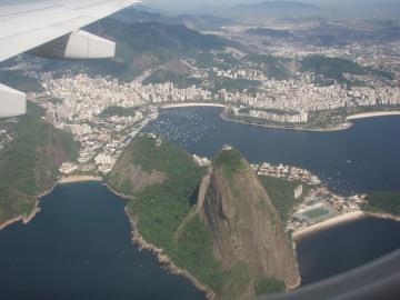 Flight over Rio || Rio de Janeiro, Brazil