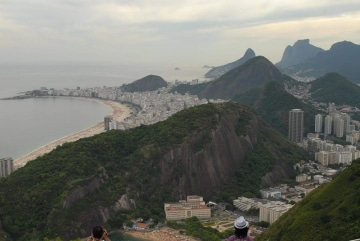 Sugarloaf Mountain Vista || Rio de Janeiro, Brazil