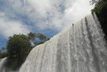 Waterfall of Adam and Eve || Iguazu Falls, Argentina