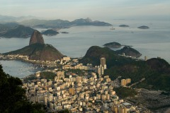 Sugarloaf Mountain in Sunset || Rio de Janeiro, Brazil