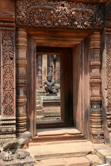 Banteay Srei    Siem Reap, Cambodia