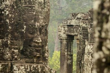Bayon Temple at Angkor || Siem Reap, Cambodia