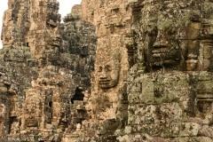 Bayon Temple at Angkor    Siem Reap, Cambodia