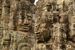 Faces of Bayon || Siem Reap, Cambodia