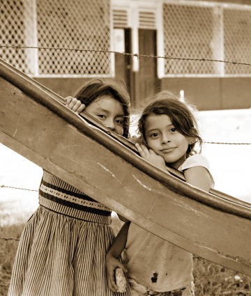 At the Playground || Samulali, Nicaragua
